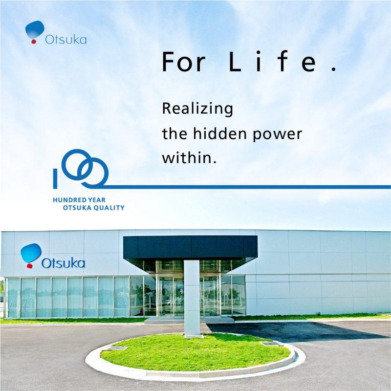 100 năm thành lập Tập đoàn Otsuka